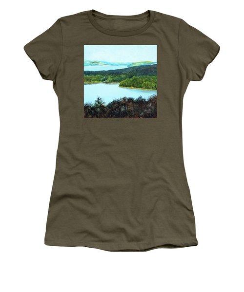 Quabbin Northwest Women's T-Shirt