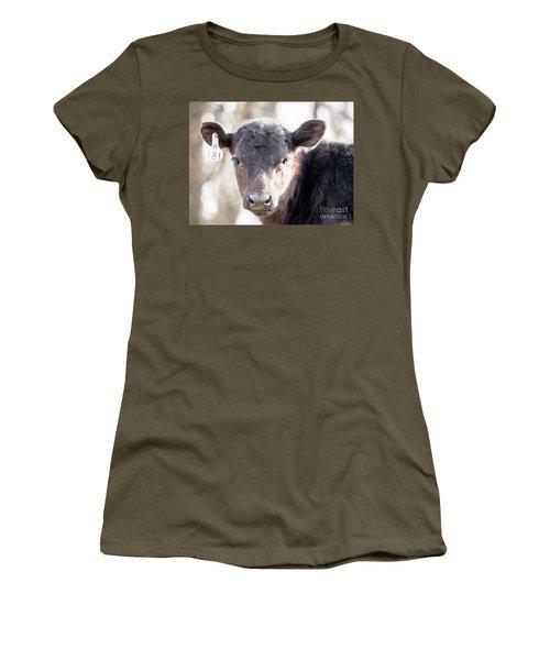 R181 Cow Women's T-Shirt