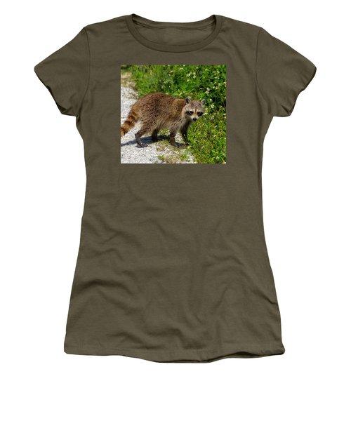 Raccoon Women's T-Shirt