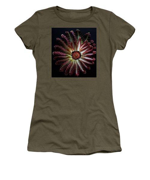 Radicchio Burst Women's T-Shirt