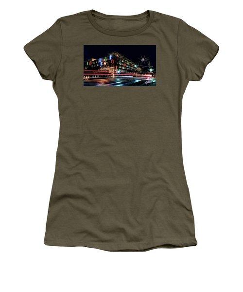Rainy Streaks Women's T-Shirt