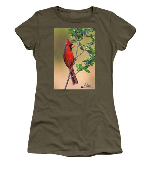 Red All Over Women's T-Shirt