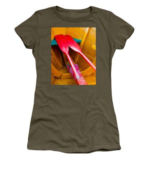 Red Oars Women's T-Shirt