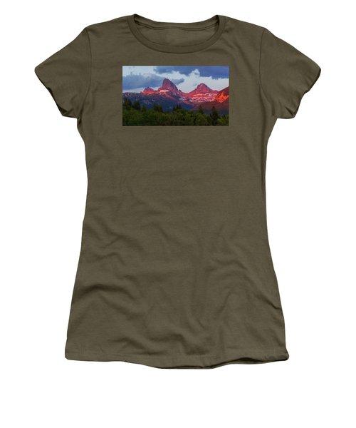 Reliving The Tetons Women's T-Shirt