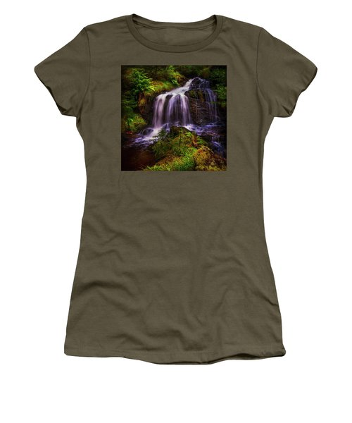 Retreat For Soul. Rest And Be Thankful. Scotland Women's T-Shirt
