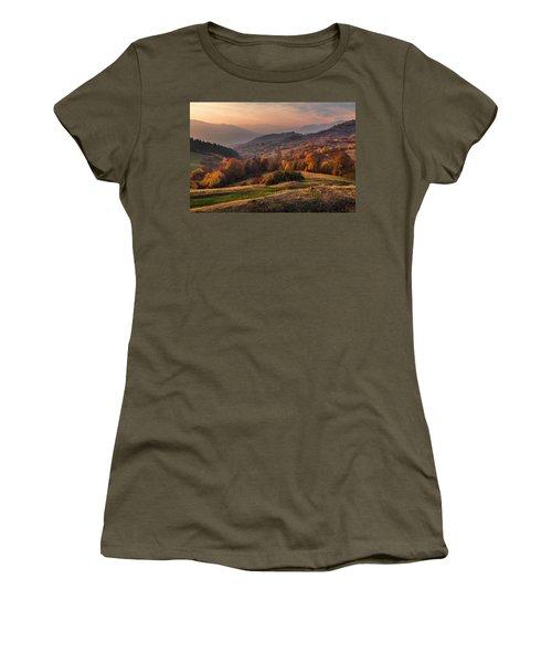 Rhodopean Landscape Women's T-Shirt