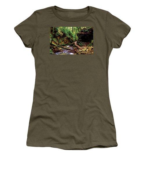 Ricketts Glen 92-125 Women's T-Shirt