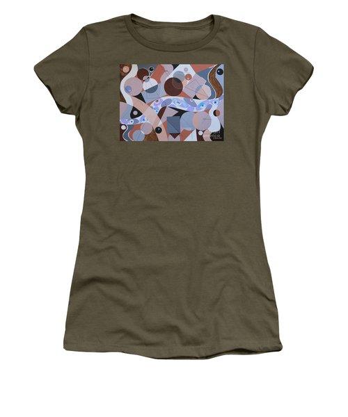 River Of Eyes Women's T-Shirt