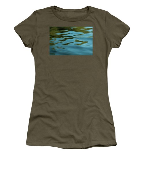 River Ripples Women's T-Shirt