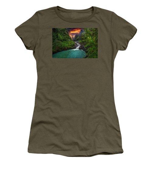Road To Hana, Hi Women's T-Shirt