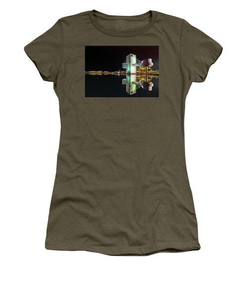 Rock Hall Reflections  Women's T-Shirt