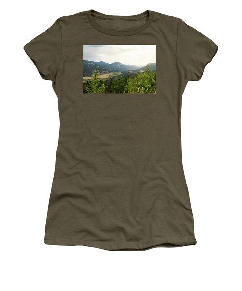 Rocky Mountain Overlook Women's T-Shirt