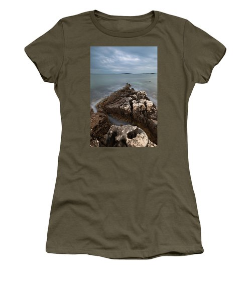 Rocky Triangle Women's T-Shirt
