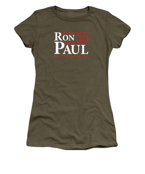 Ron Paul For President 2020 Election Libertarian T-shirt Women's T-Shirt