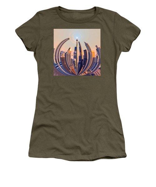 Round The City Women's T-Shirt