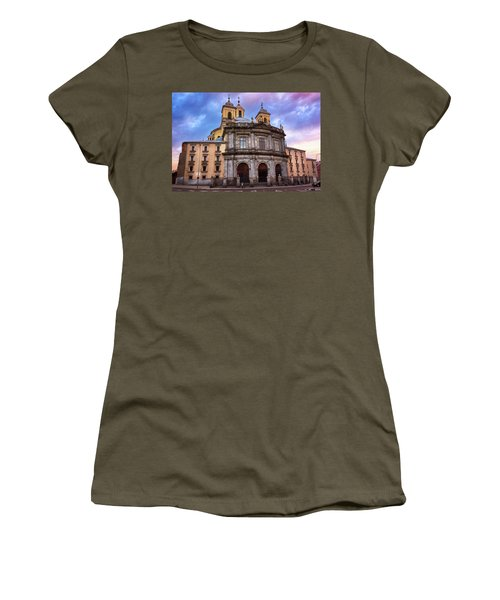 Royal Basilica Of San Francisco El Grande Women's T-Shirt