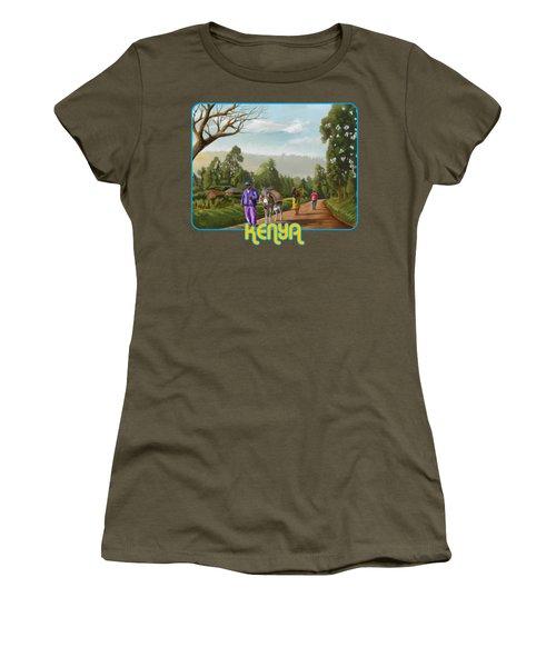 Rural Life Women's T-Shirt