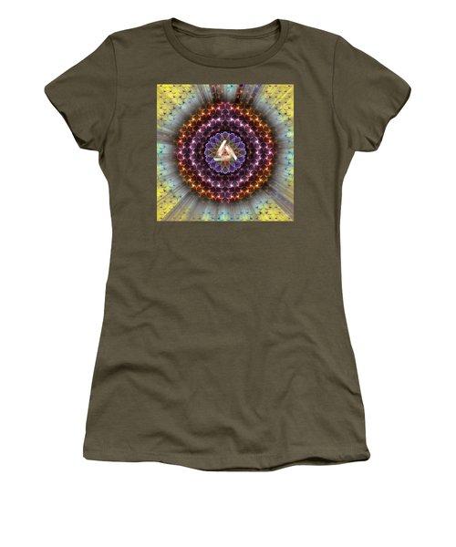 Sacred Geometry 742 Women's T-Shirt