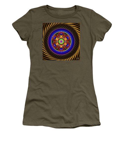 Sacred Geometry 763 Women's T-Shirt