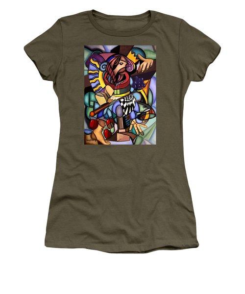Sacrifice Of The Lamb Women's T-Shirt