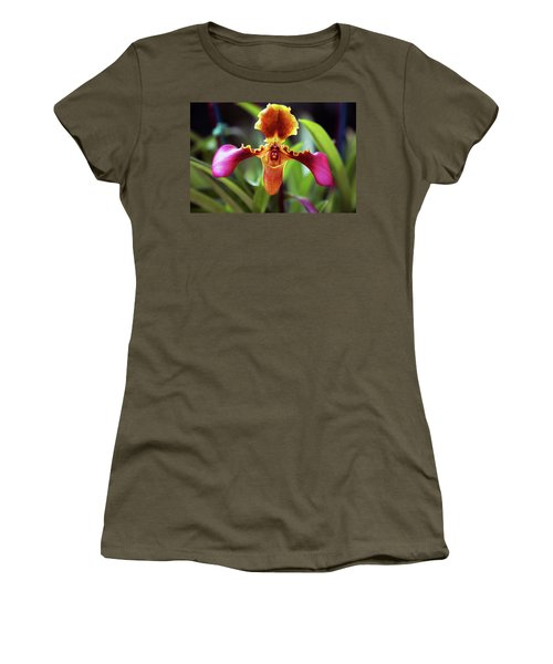Sad Orchid Women's T-Shirt