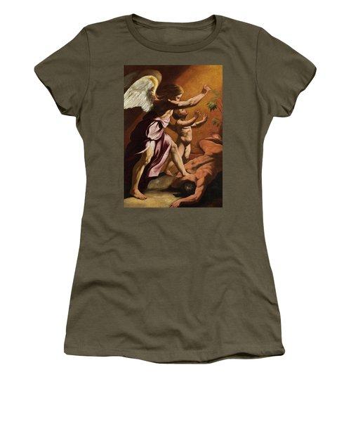 Saint Raphael The Archangel Women's T-Shirt