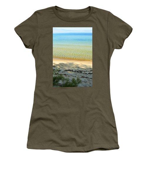 Sandy Blue Women's T-Shirt