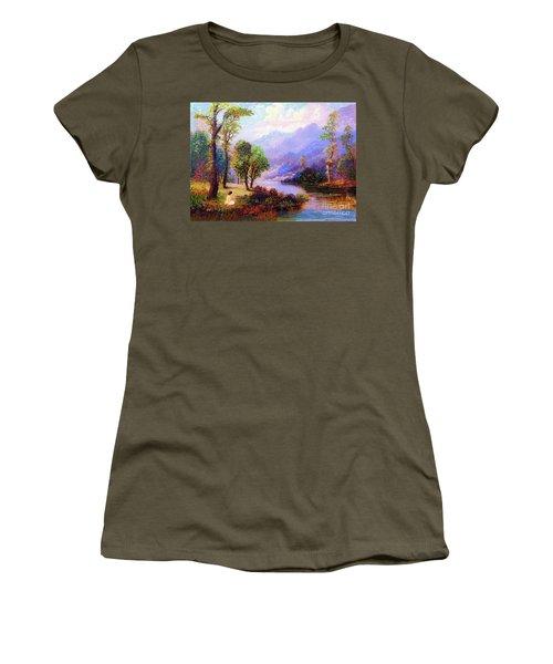 Sapphire Dreams Women's T-Shirt