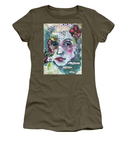 Sappho's Quote Women's T-Shirt