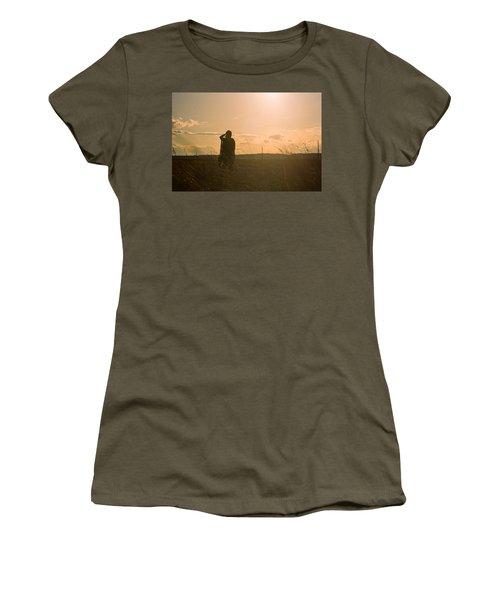 Sarah In Sunlight Women's T-Shirt