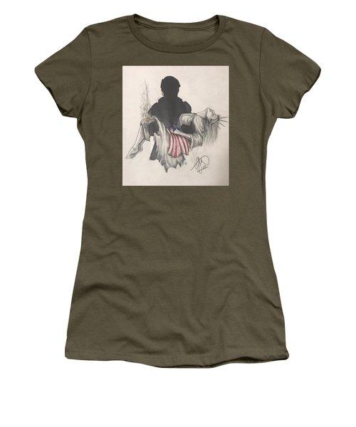 Saving Liberty Women's T-Shirt