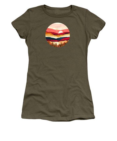 Scarlet Spring Women's T-Shirt