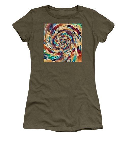 Sea Salad Swirl Women's T-Shirt