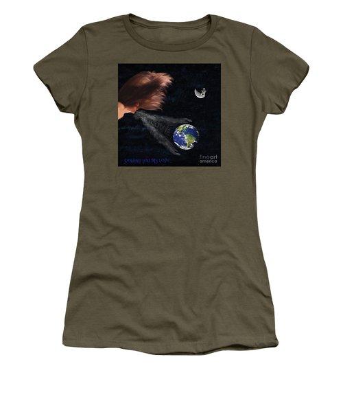 Sending You My Love Women's T-Shirt