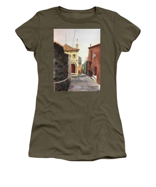 Sersale Street Women's T-Shirt