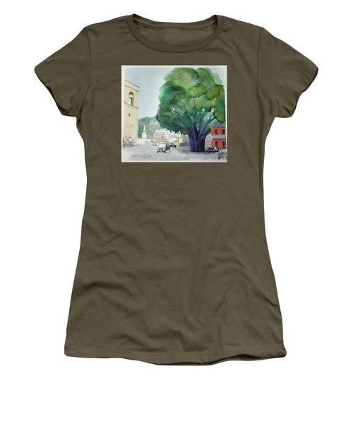 Sersale Tree Women's T-Shirt