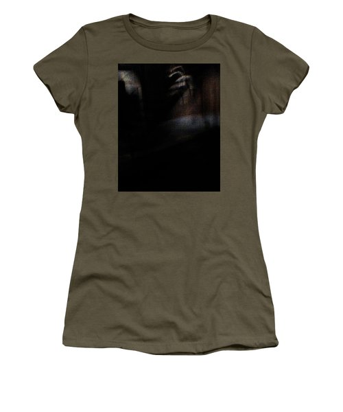 Shadow Man  Women's T-Shirt