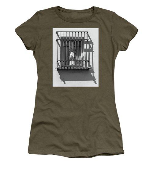 Shadow Window Of Spain Women's T-Shirt