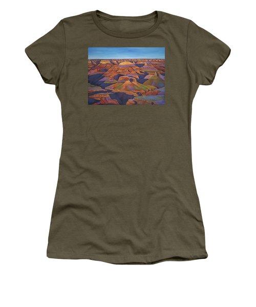 Shadows And Breezes Women's T-Shirt