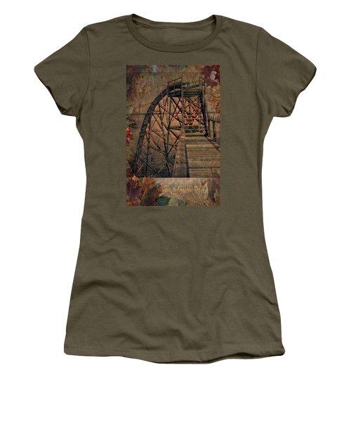 Shoot The Chute Women's T-Shirt