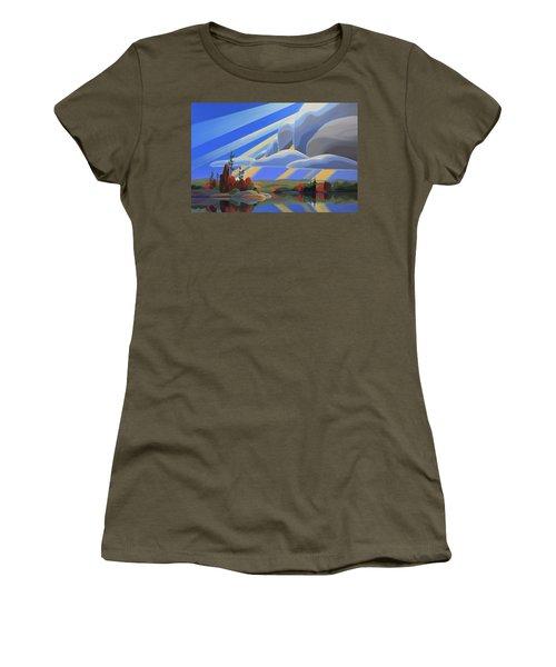 Silent Arrival Women's T-Shirt