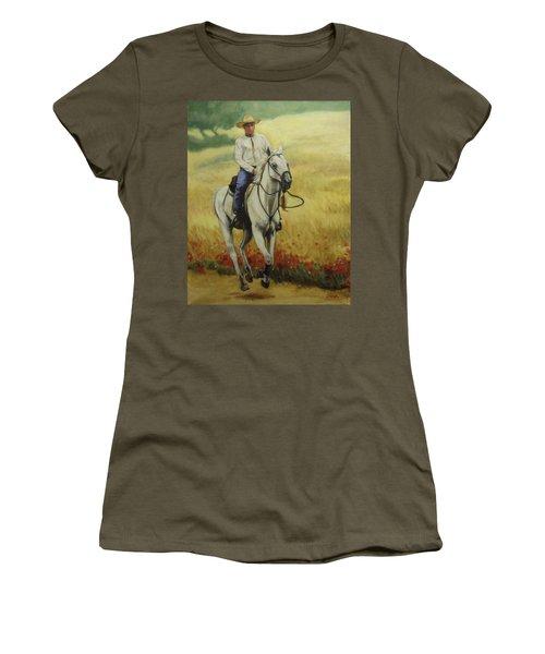 Six Feet Off The Ground Women's T-Shirt