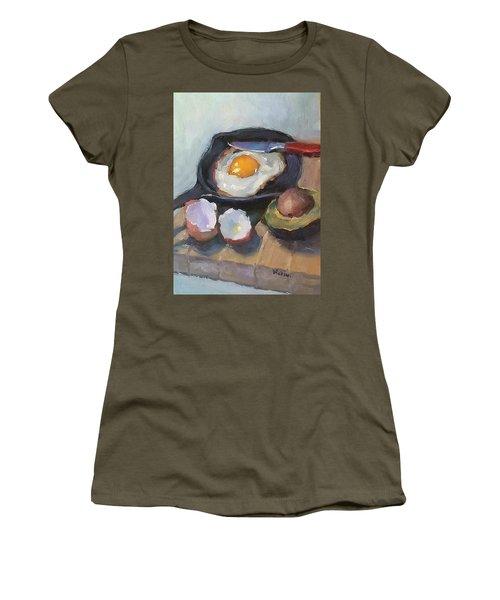 Skillet Breakfast Women's T-Shirt