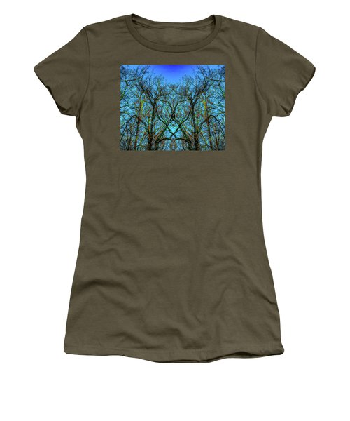 Sleeping Butterfly Women's T-Shirt