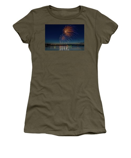 Small Town 4th Women's T-Shirt
