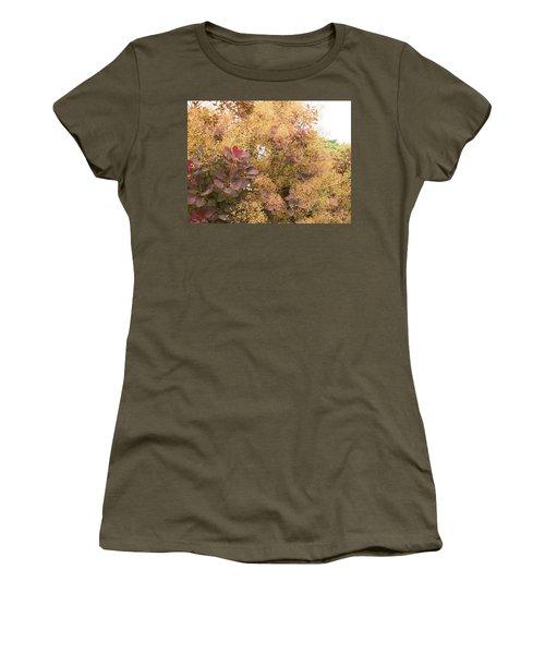 Smoke Bush  Women's T-Shirt