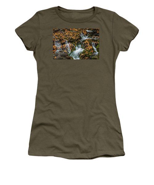 Smokey Mountain Falls Women's T-Shirt