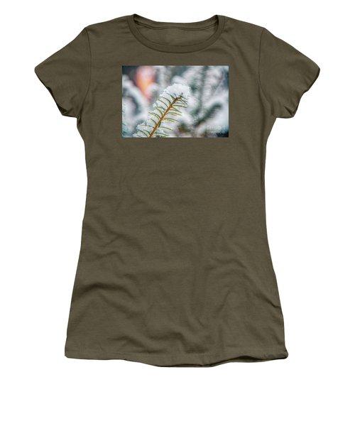 Snow Needle Women's T-Shirt