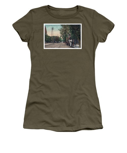 South Main Street Phillipsburg N J Women's T-Shirt