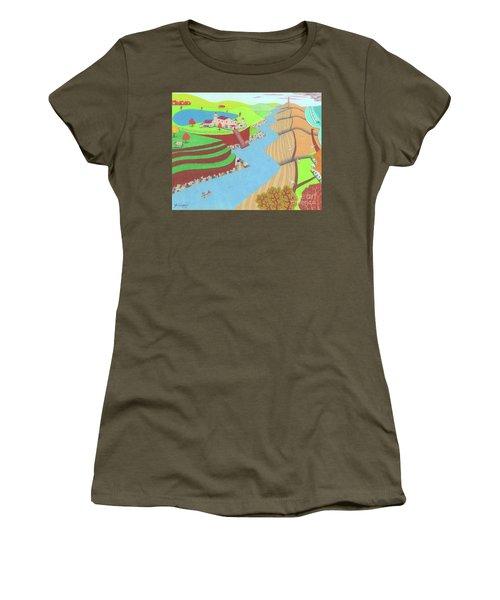 Spanish Wells Women's T-Shirt